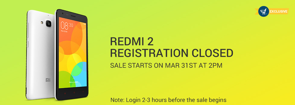 tricks to buy redmi 2 from flash sale on 31st march flashsaletricks. Black Bedroom Furniture Sets. Home Design Ideas